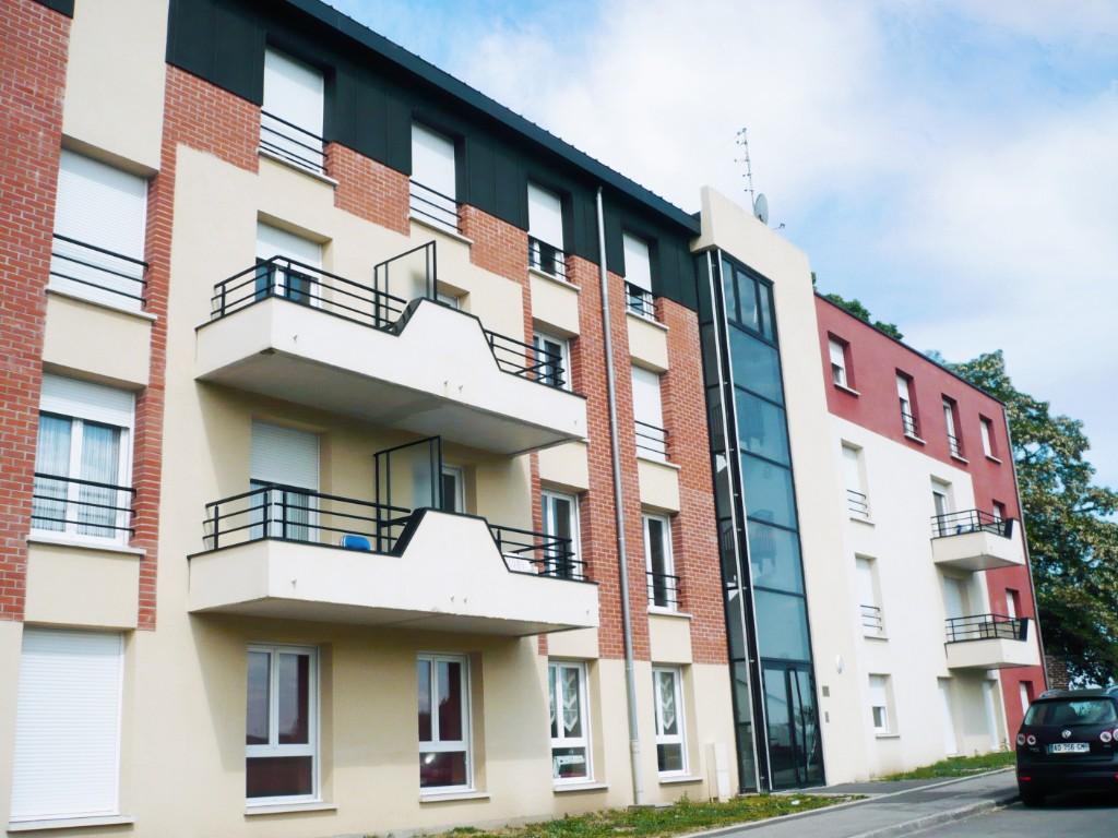 Appartement Arras 2 pièce(s) 33 m2