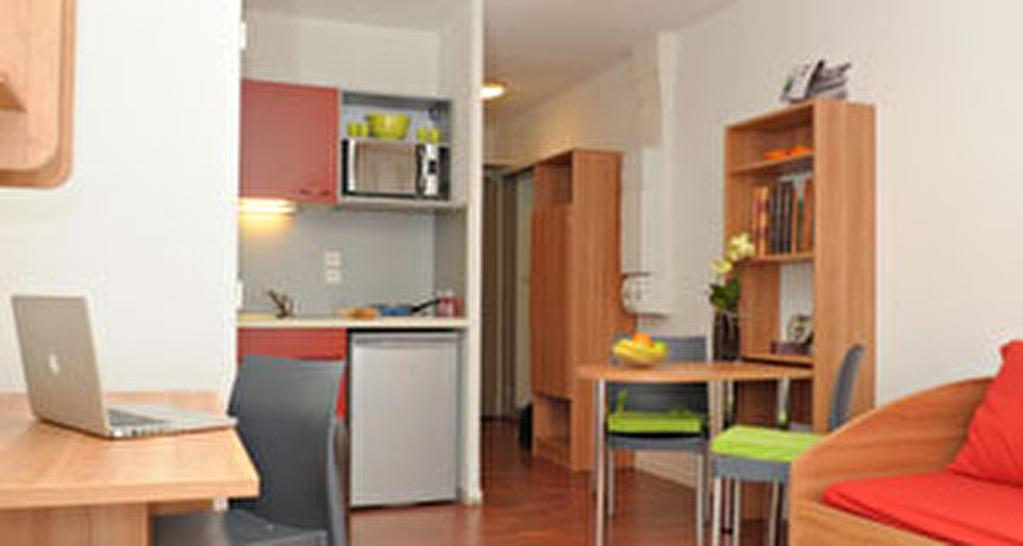 Appartement Villeurbanne 1 pièce(s) 17.97 m2