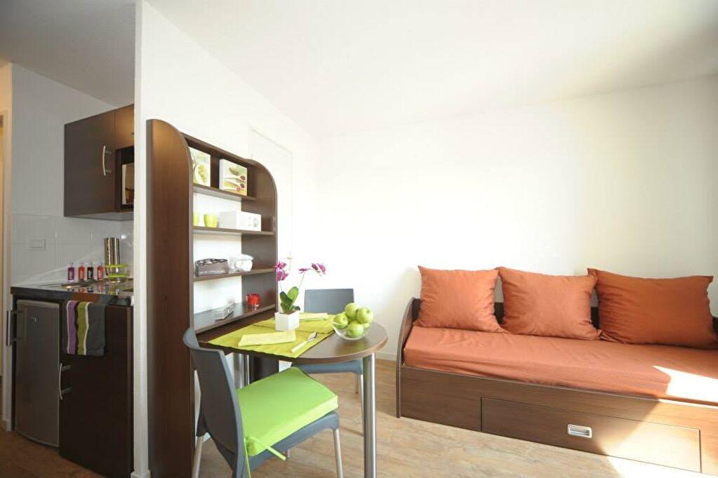Appartement Bourg En Bresse 1 pièce(s) 18.06 m2